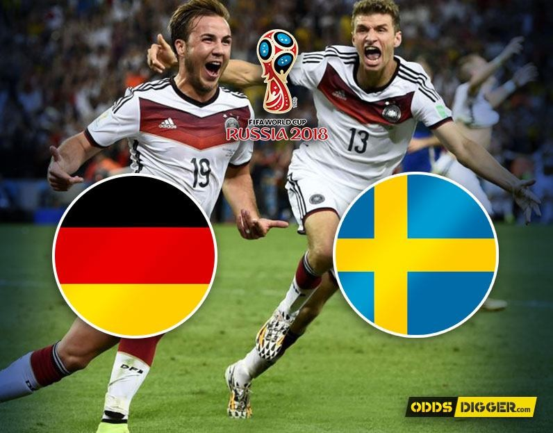 FIFA World Cup betting tips: t vs Sweden