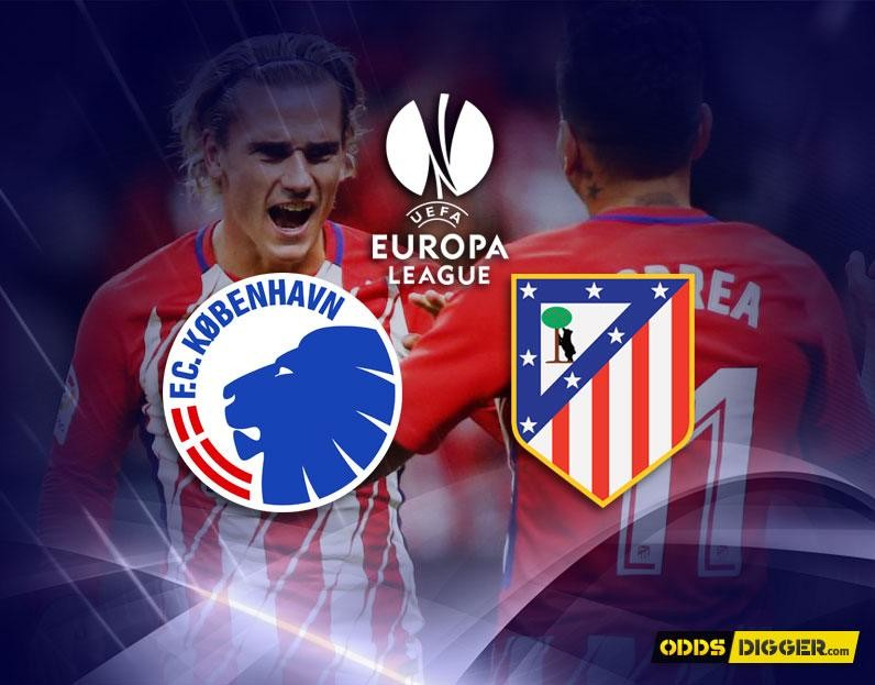 Atletico Madrid vs FC Copenhagen