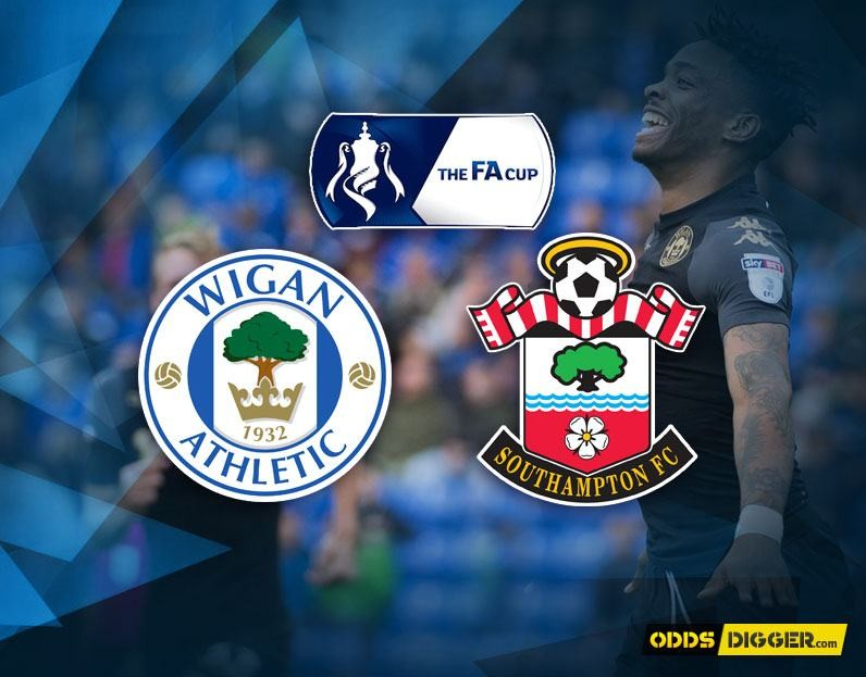 Wigan Athletic vs Southampton