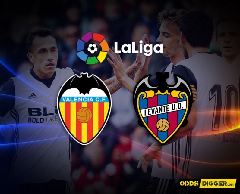 Valencia CF vs Levante