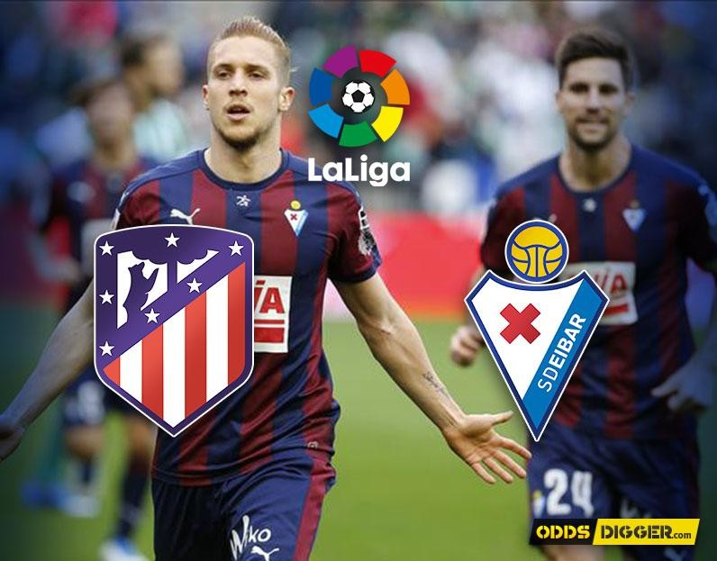Atletico Madrid vs Eibar predictions
