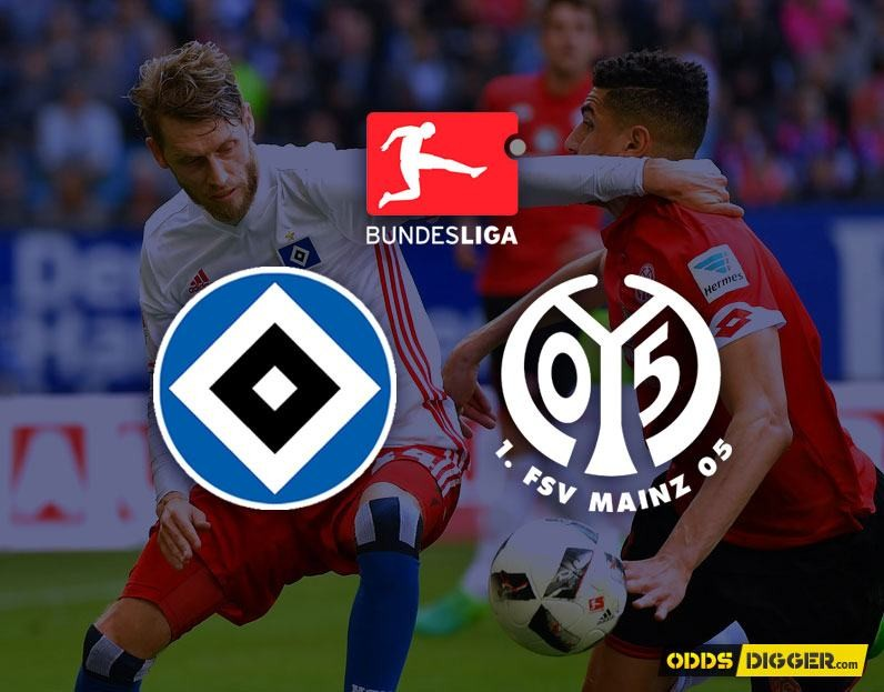 Hamburger SV vs 1. FSV Mainz 05