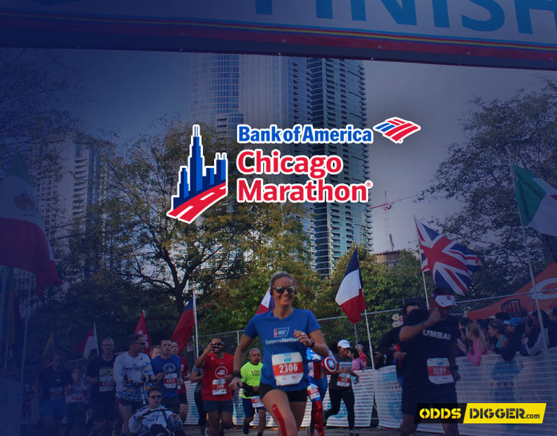 Chicago Marathon 2017 winner