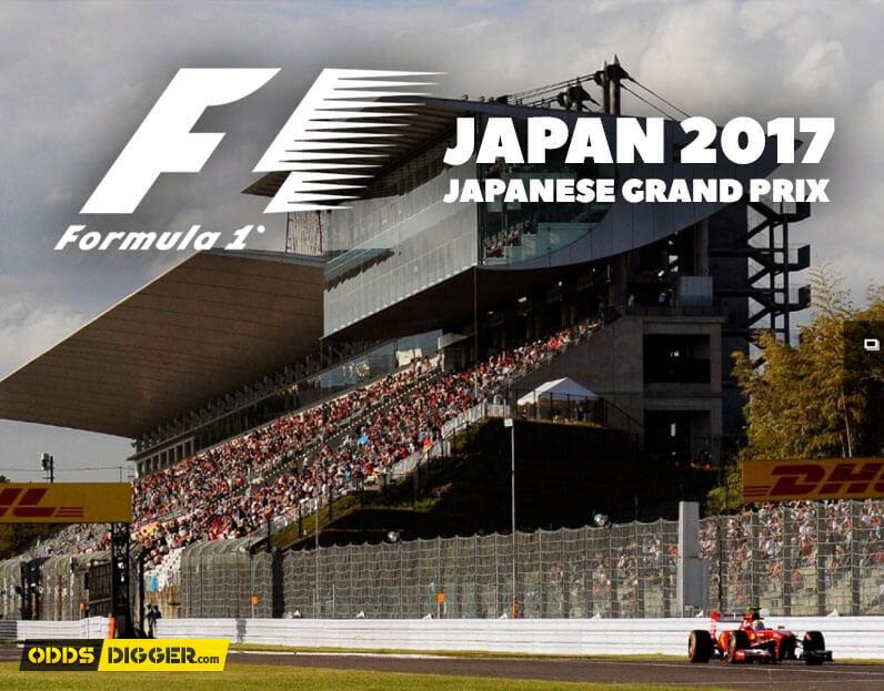 Suzuka F1 winner