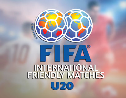 International Friendly Matches U20 football betting