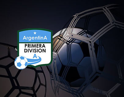 Argentine Primera Division football betting odds