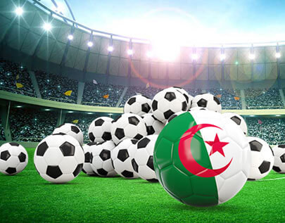 Algeria football betting odds
