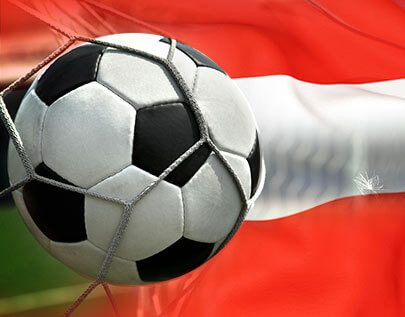 Austria football betting odds