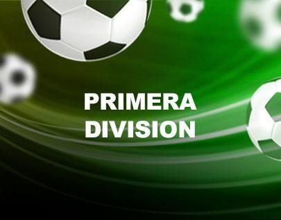 Paraguay Primera Division football betting odds