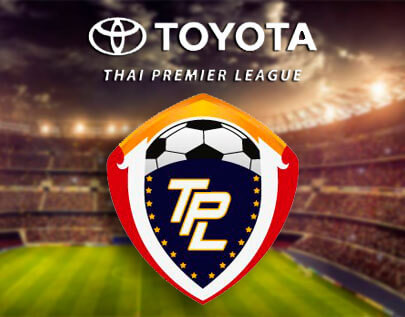 Thai Premier League football betting