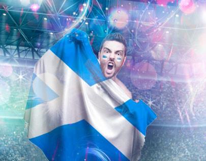 Scotland football betting odds