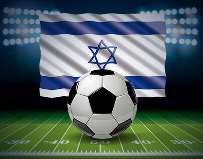 Israel football betting odds