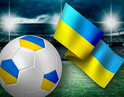 Ukraine football betting odds
