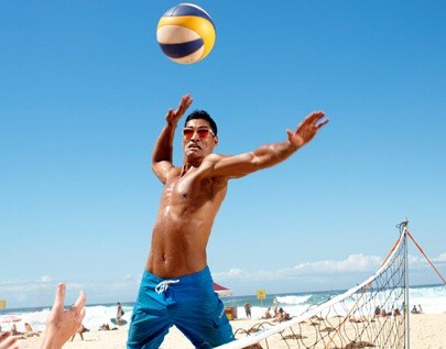 Beach Volley betting odds