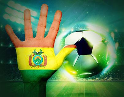 Bolivia football betting odds