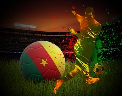 Cameroon football betting odds