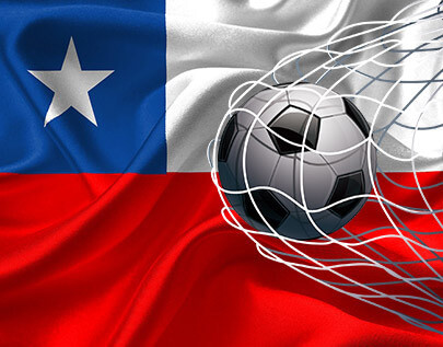 Chile football betting odds