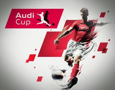 Audi Cup football betting