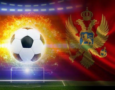 Montenegro football betting odds