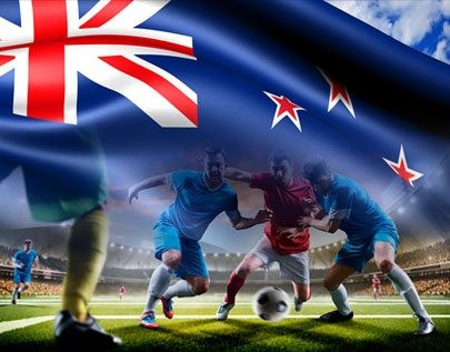 New Zealand football betting odds