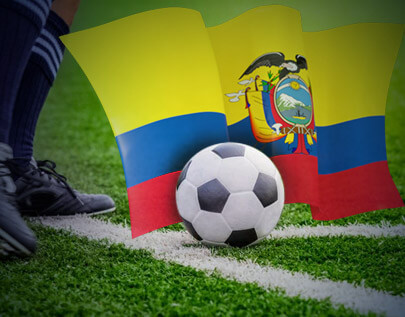 Ecuador football betting odds