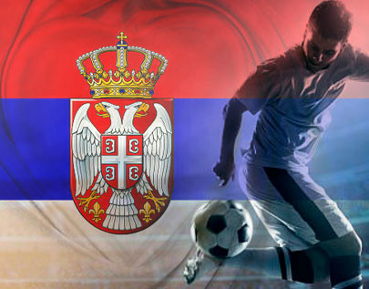 Serbia football betting odds