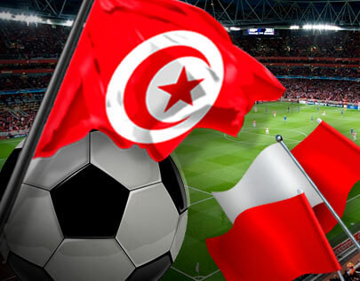 Tunisia football betting odds