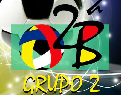 Segunda B-2 football betting