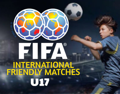 International Friendly Matches U17 football betting