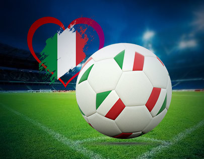 Italy football betting odds