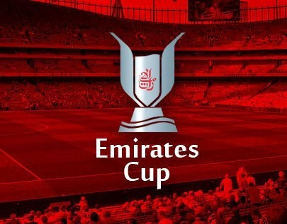 England Emirates Cup football betting