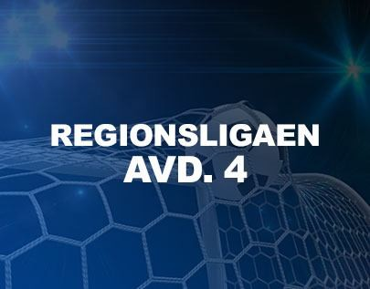 Regionsligaen avd. 4 football betting odds