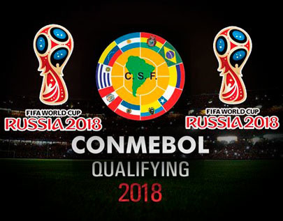 World Cup Qualifying - CONMEBOL football betting