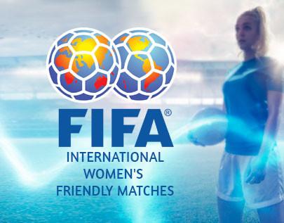 International Women's Friendly Matches football betting