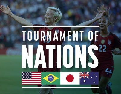 Tournament of Nations Women football betting