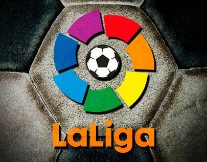 La Liga football betting odds