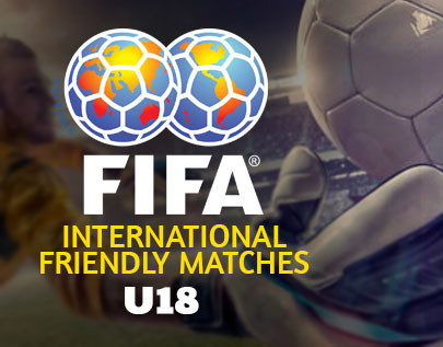 International Friendly Matches U18 football betting