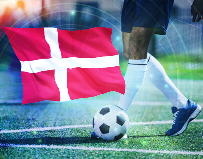 Denmark football betting odds