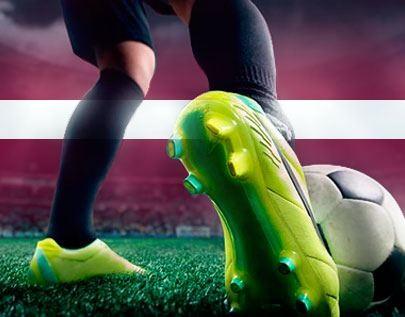 Latvia football betting odds