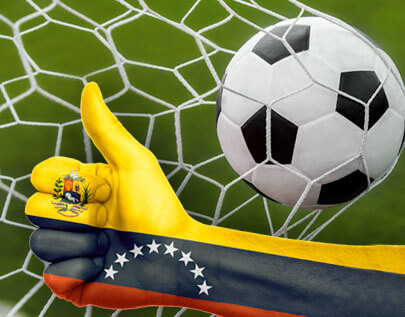 Venezuela football betting odds