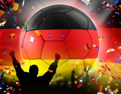 Germany football betting odds