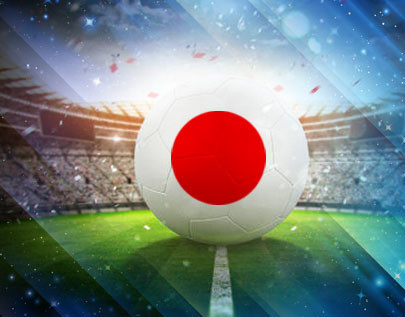 Japan football betting odds