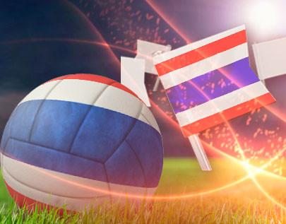 Thailand football betting odds