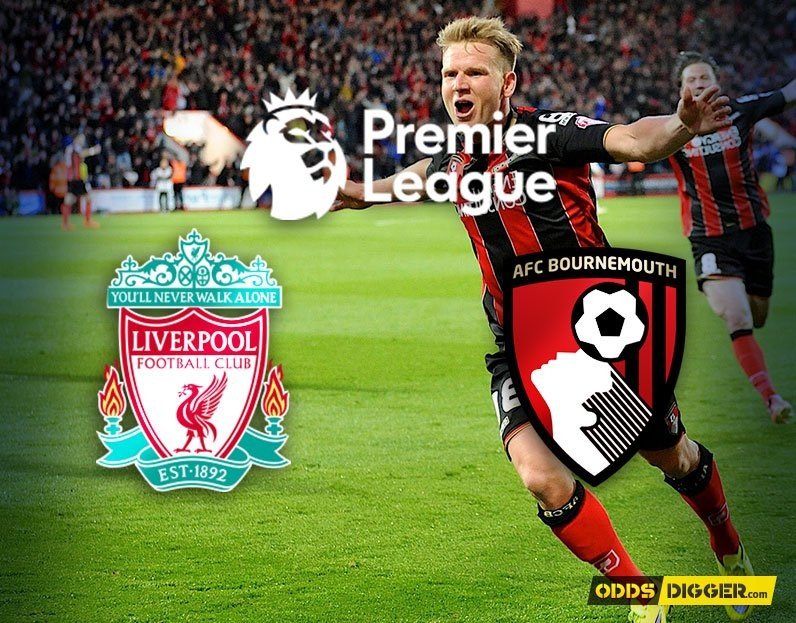 Liverpool FC vs Bournemouth
