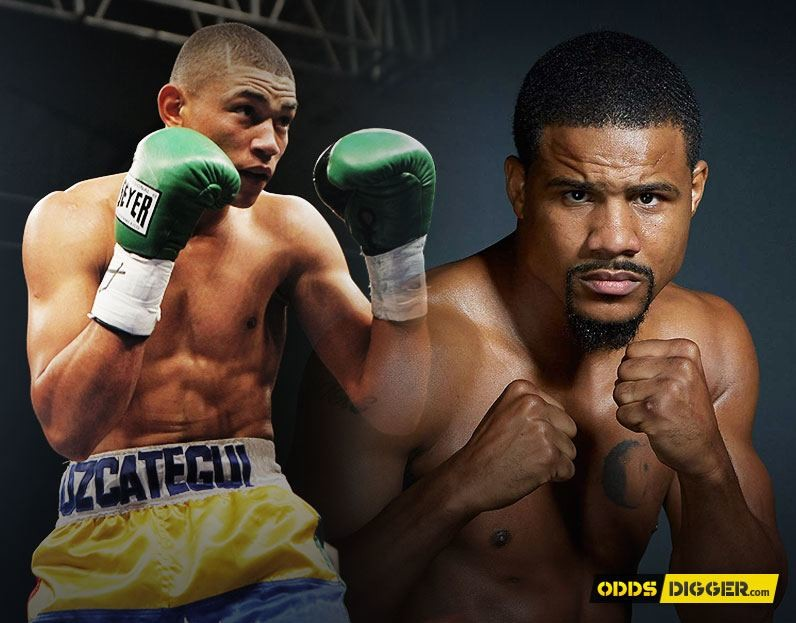 Andre Dirrell vs Jose Uzcategui