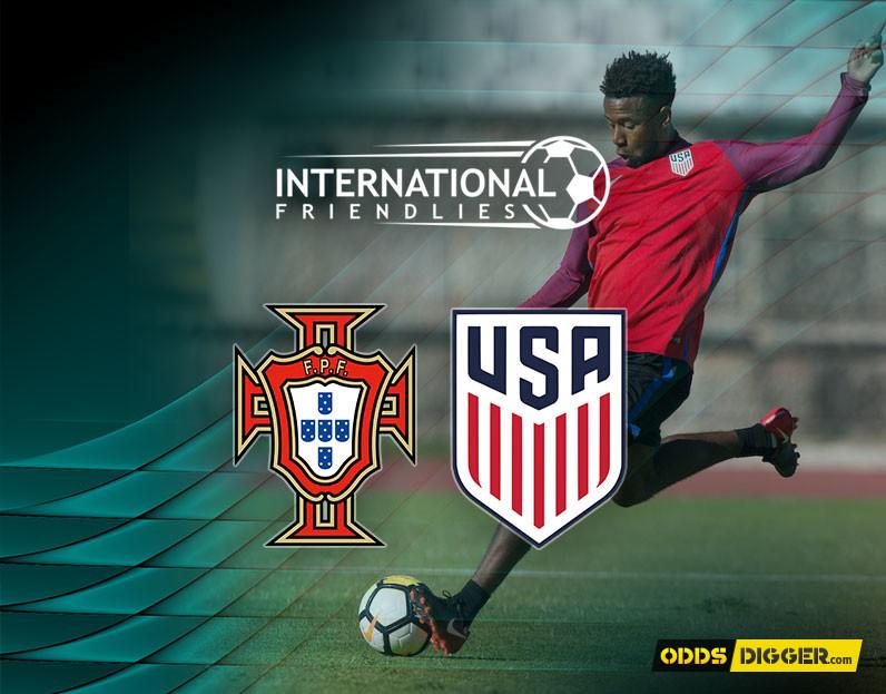 Portugal vs USA