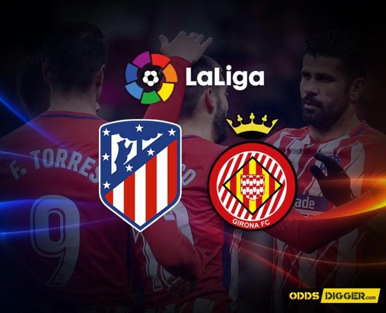 Atletico Madrid vs Girona