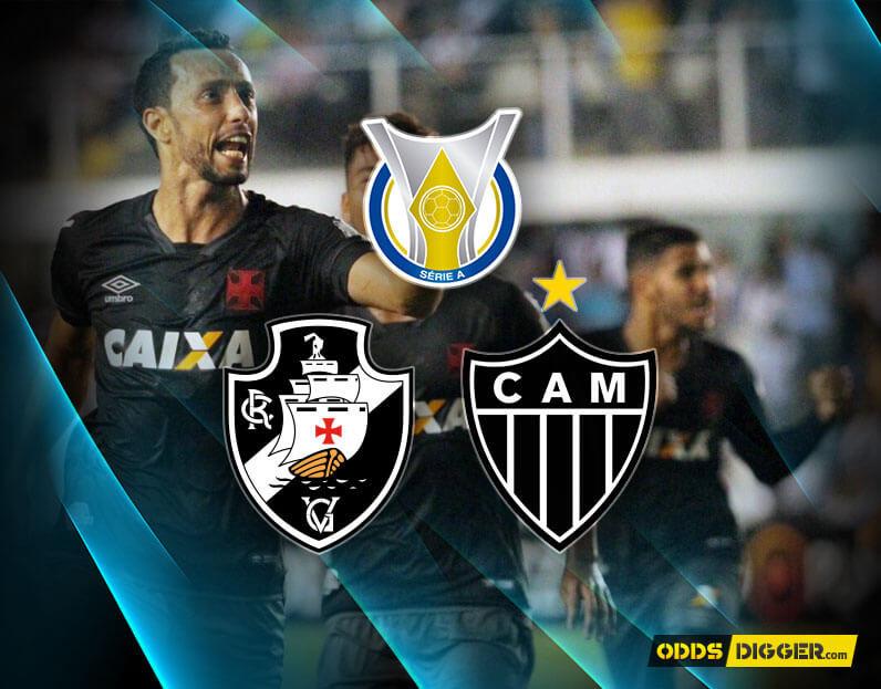 Vasco da Gama vs Atletico Mineiro