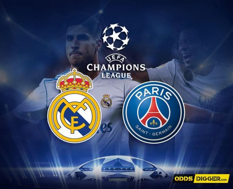 Real Madrid Vs Paris Saint Germain