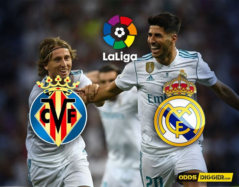 Villarreal CF vs Real Madrid betting tips